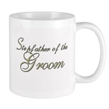 Stepfather of the Groom Mug