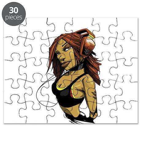 Groove me color Puzzle