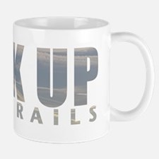 LOOK UP - Chemtrails Mug