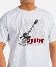 Guitar- Electric Background T-Shirt