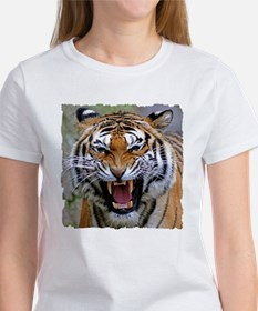 FIERCE BENGAL TIGER Women's T-Shirt