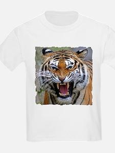 FIERCE BENGAL TIGER T-Shirt