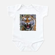 FIERCE BENGAL TIGER Infant Bodysuit