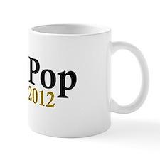 Pop Pop Est 2012 Small Mugs