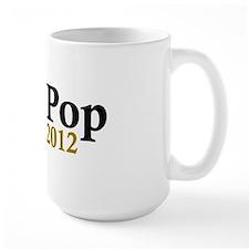 Pop Pop Est 2012 Mug