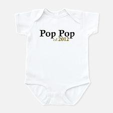Pop Pop Est 2012 Infant Bodysuit