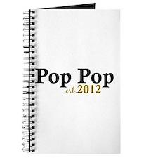 Pop Pop Est 2012 Journal