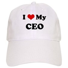 I Love CEO Cap