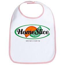 Cute Homesliceband Bib