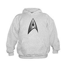 Trek Classic Silver Hoodie