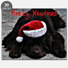 Cute Newfoundland holiday Puzzle