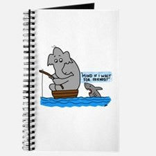 elephant and shark Journal