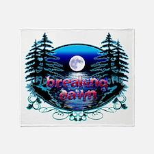 Breaking Dawn Throw Blanket