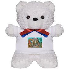 Sea Horse Castle Teddy Bear