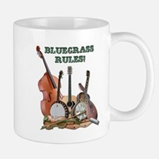 Unique Bluegrass music Mug