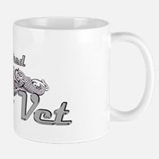 retired sub vet Gold Mug