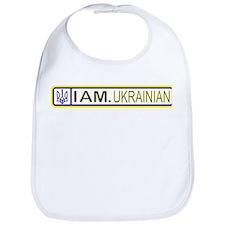 I am Ukrainian Bib