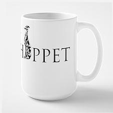 Large Whippet Mug