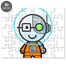 Geek Borg (Astronaut) Puzzle