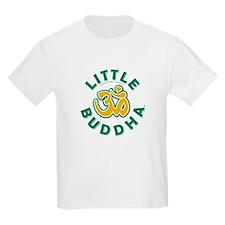 Little Buddha Yoga Symbol Kids Yoga Clothes Tee U