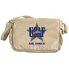 Cute Airmen Messenger Bag
