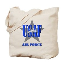 Cute Armed services Tote Bag
