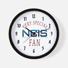 Very Special NCIS Fan Wall Clock