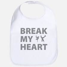 Break My Heart Bib
