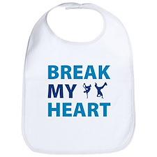 Break My Heart Bib
