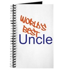World's Best Uncle Journal
