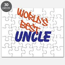 World's Best Uncle Puzzle
