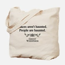 Ghost Whisperer Haunting Tote Bag
