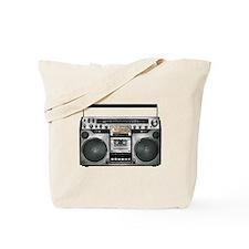 GHETTOBLASTER Tote Bag