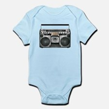 GHETTOBLASTER Infant Bodysuit