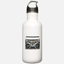 GHETTOBLASTER Water Bottle