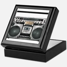 GHETTOBLASTER Keepsake Box