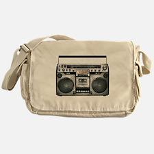 GHETTOBLASTER Messenger Bag