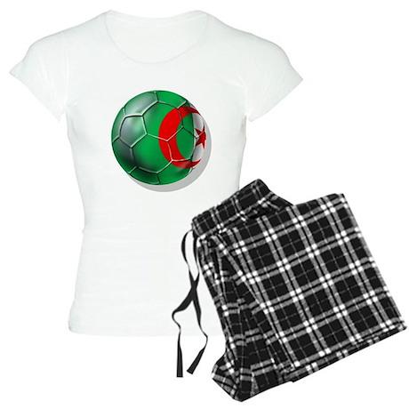 Algerian Soccer Women's Light Pajamas