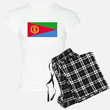 Flag of Eritrea Pajamas