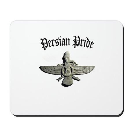 persian pride Mousepad