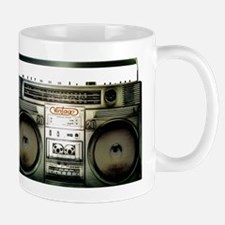 RETRO BOOMBOX Mug