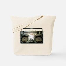 RETRO BOOMBOX Tote Bag