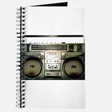 RETRO BOOMBOX Journal