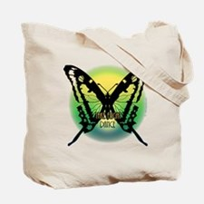 Take Flight. Dance by Danceshirts.com Tote Bag