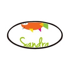 Sandra is a Big Fish Patches