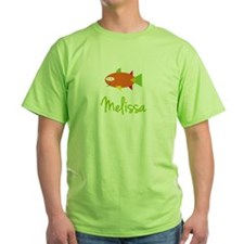 Melissa is a Big Fish T-Shirt