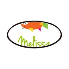 Melissa is a Big Fish Patches