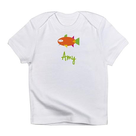 Amy is a Big Fish Infant T-Shirt