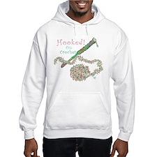 Hooked On Crochet Hoodie