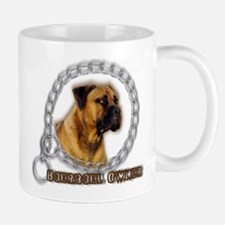 Boerboel Owner Small Mugs